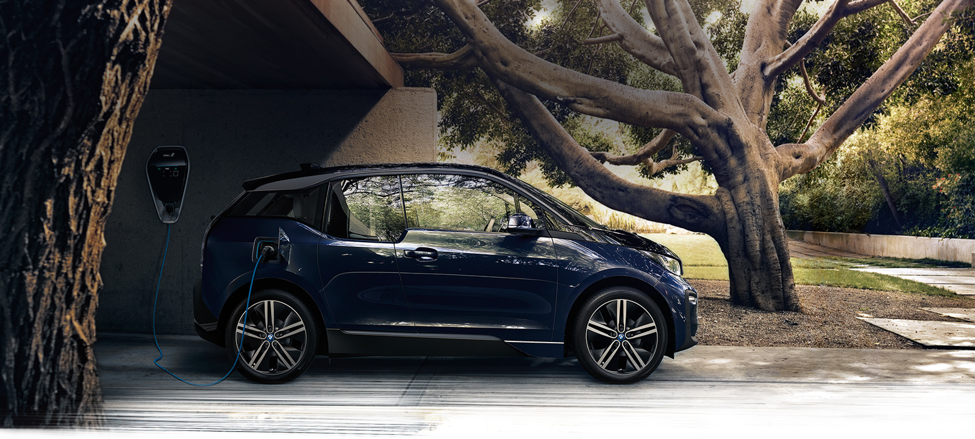 BMW i3 BLUE EDITION